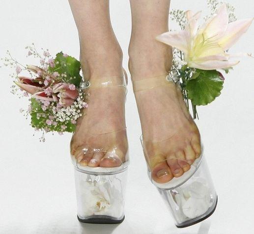 Какая обувь будет модной летом 2015