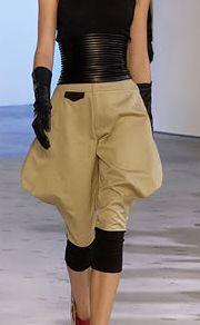 стиль милитари – модный стиль не для всех