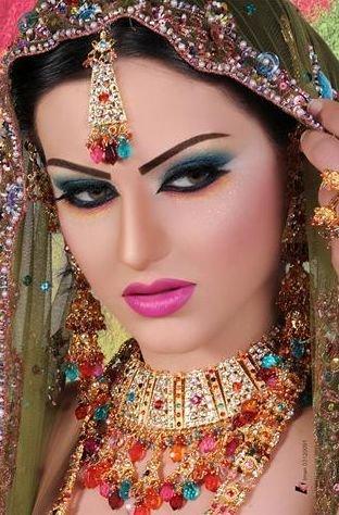 Как красят губы современные индианки фото 236-621