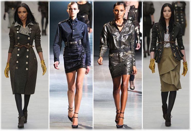 Женская Одежда В Стиле Милитари