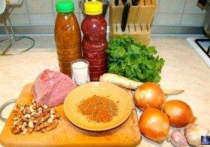 Суп харчо 2