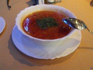 Суп харчо 4