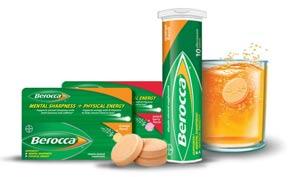 витамины Berocca инструкция - фото 5