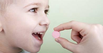 минералы для повышения иммунитета у ребенка