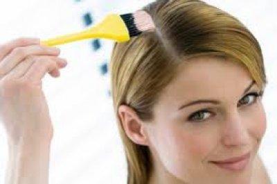Окрашивание волос в домашних условиях