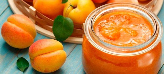 рецепт абрикосового джема лучшего