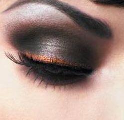 Как правильно делать макияж глаз