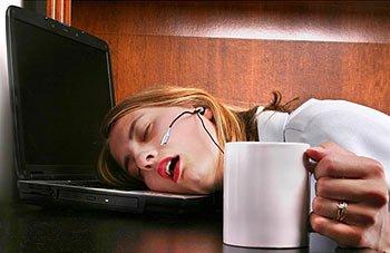 Я постоянно уставший