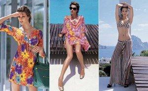 пляжное платье10