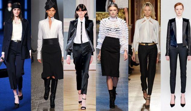Как правильно сочетать цвета в одежде женщины