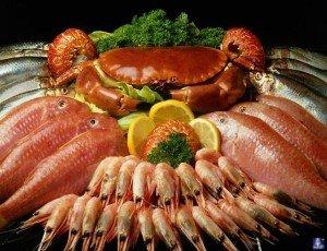 Морепродукты 9