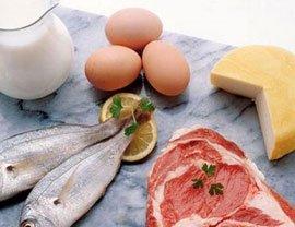 Употребляйте как можно больше белковой пищи