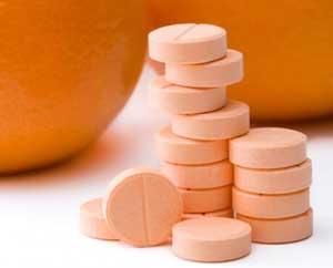 Дозировка аскорбиновой кислоты с глюкозой