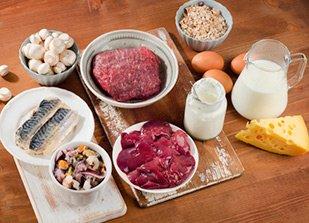 Можно ли закрыть потребность в витаминах B из обычных продуктов